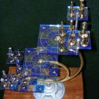 dreidimensionales schach