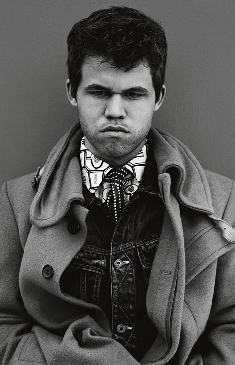 why magnus carlsen is good for chess