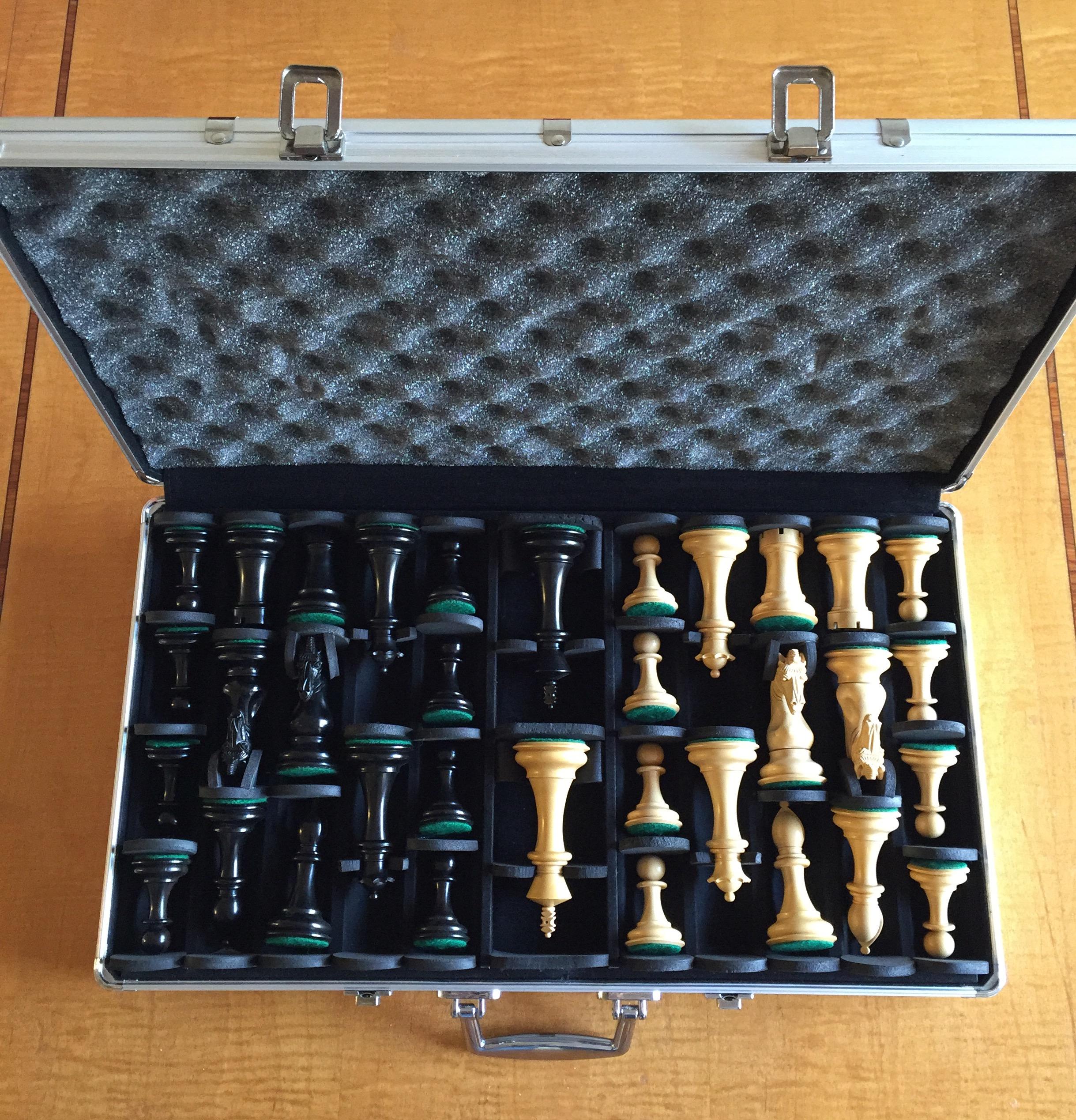 diy case for chess pieces chess com