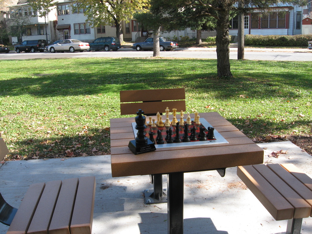 Outdoor Park Chess Boards And Equipment Chess Forums