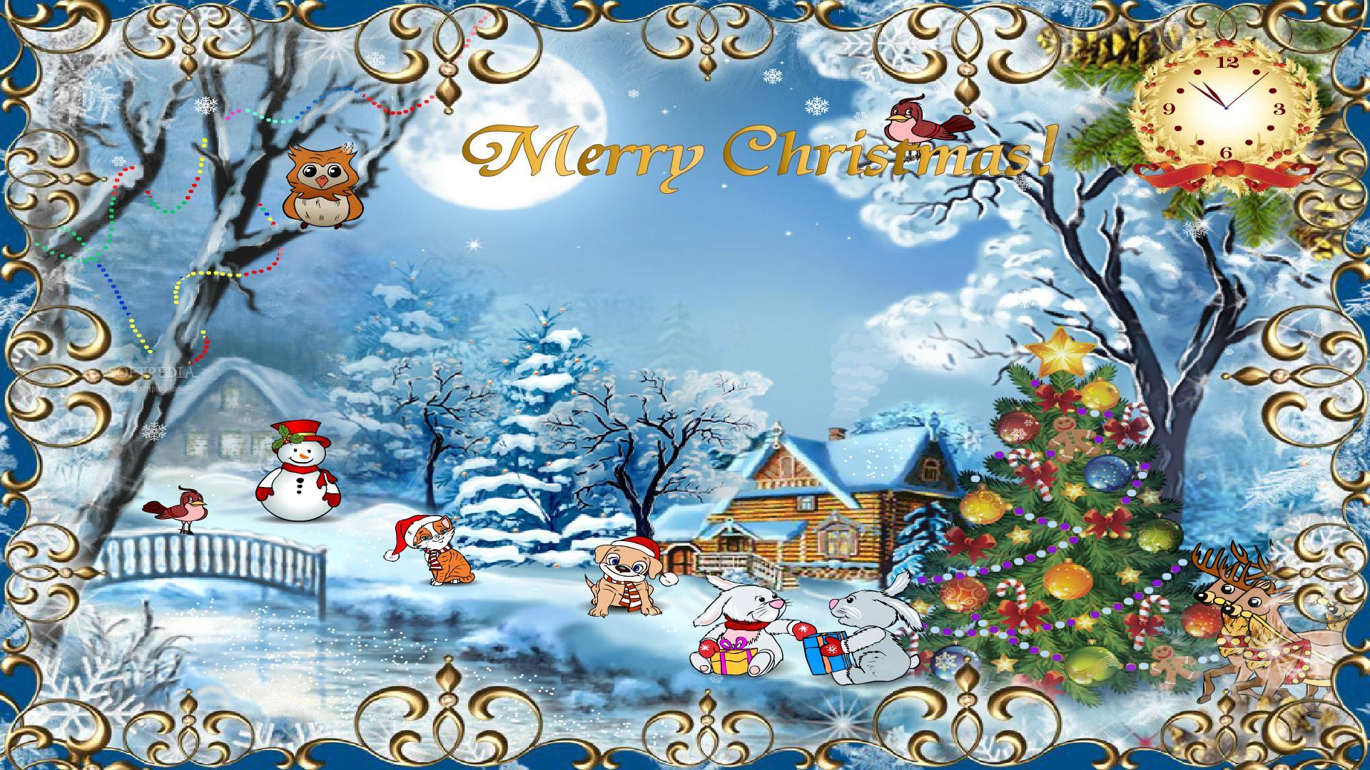 Открытки на новый год или рождество