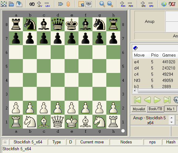4 player chess tournament software