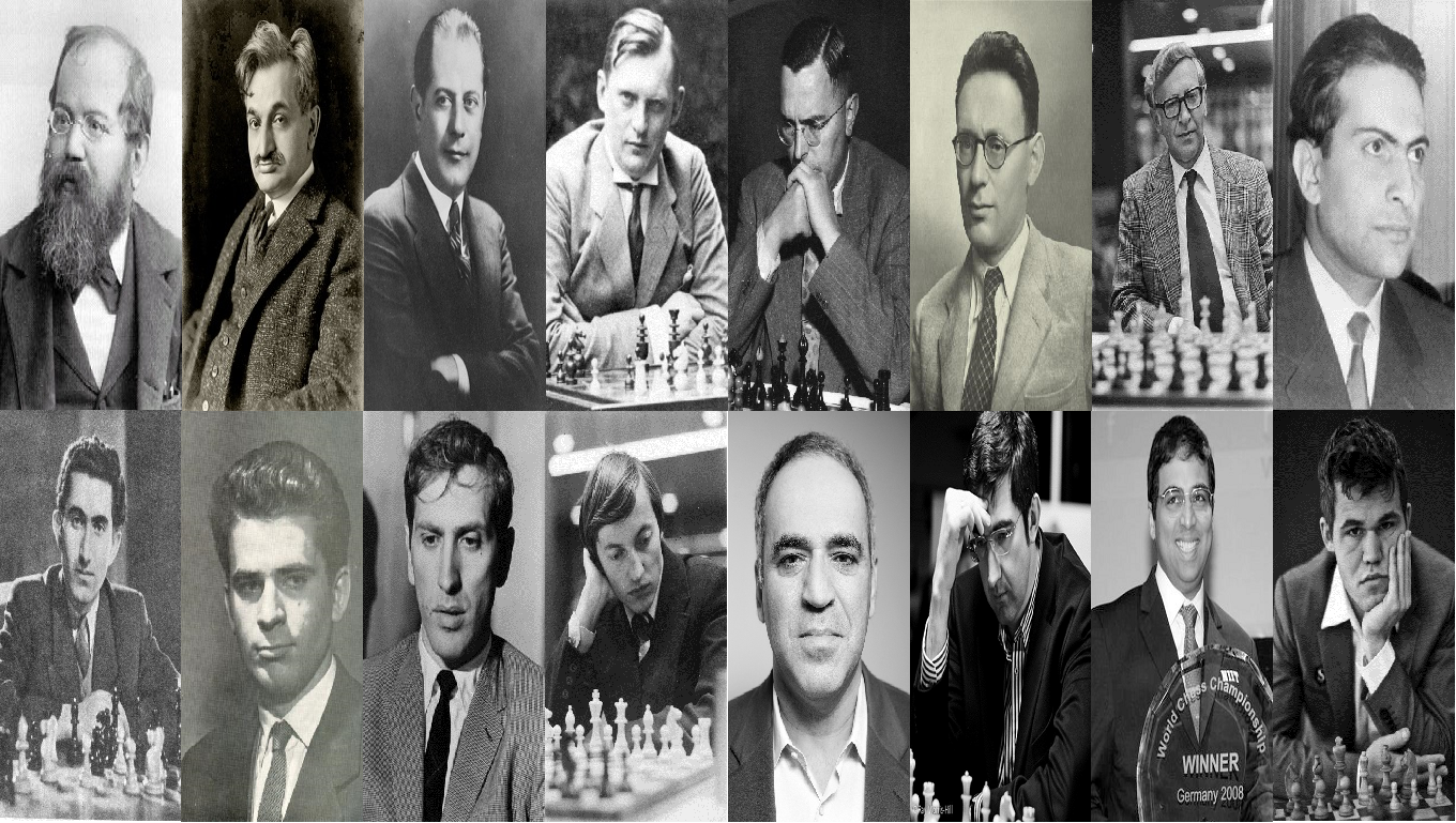 chess world champions