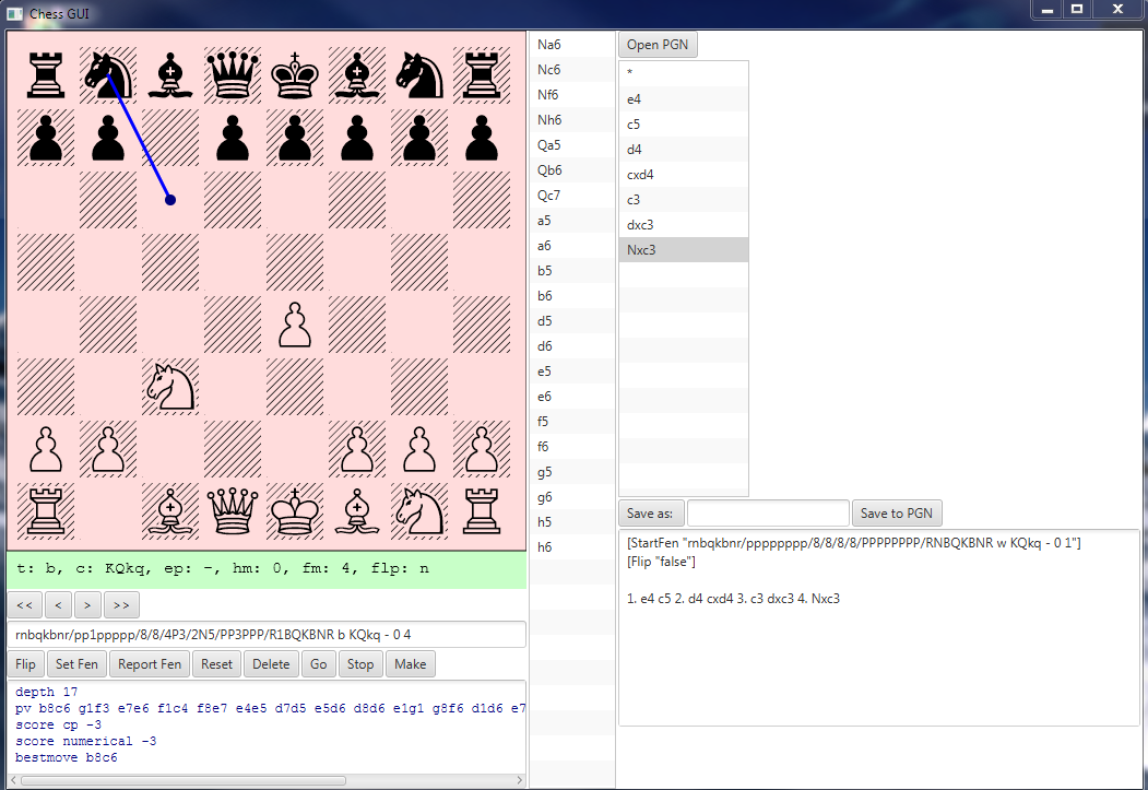 Let's write a Chess GUI from scratch in Java - Chess Forums - Chess com