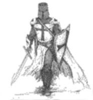Храбрый рыцарь Менлирой.  Притча Олеси Емельяновой.