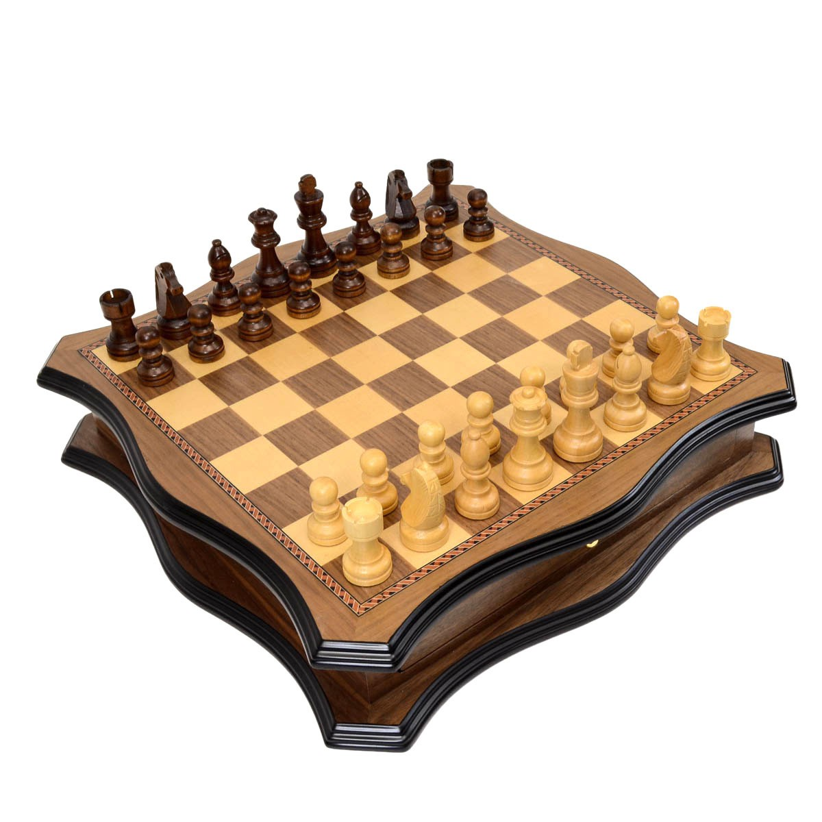 Your holiday chess buying guide - Ornate chess sets ...