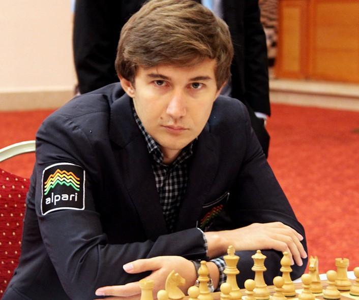 Sergey Karjakin and Ad...