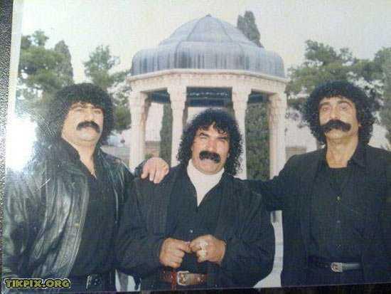 گنده لات های یزد شمال نیوز :: تصاویر/ گرداندن اراذل و اوباش در ساري