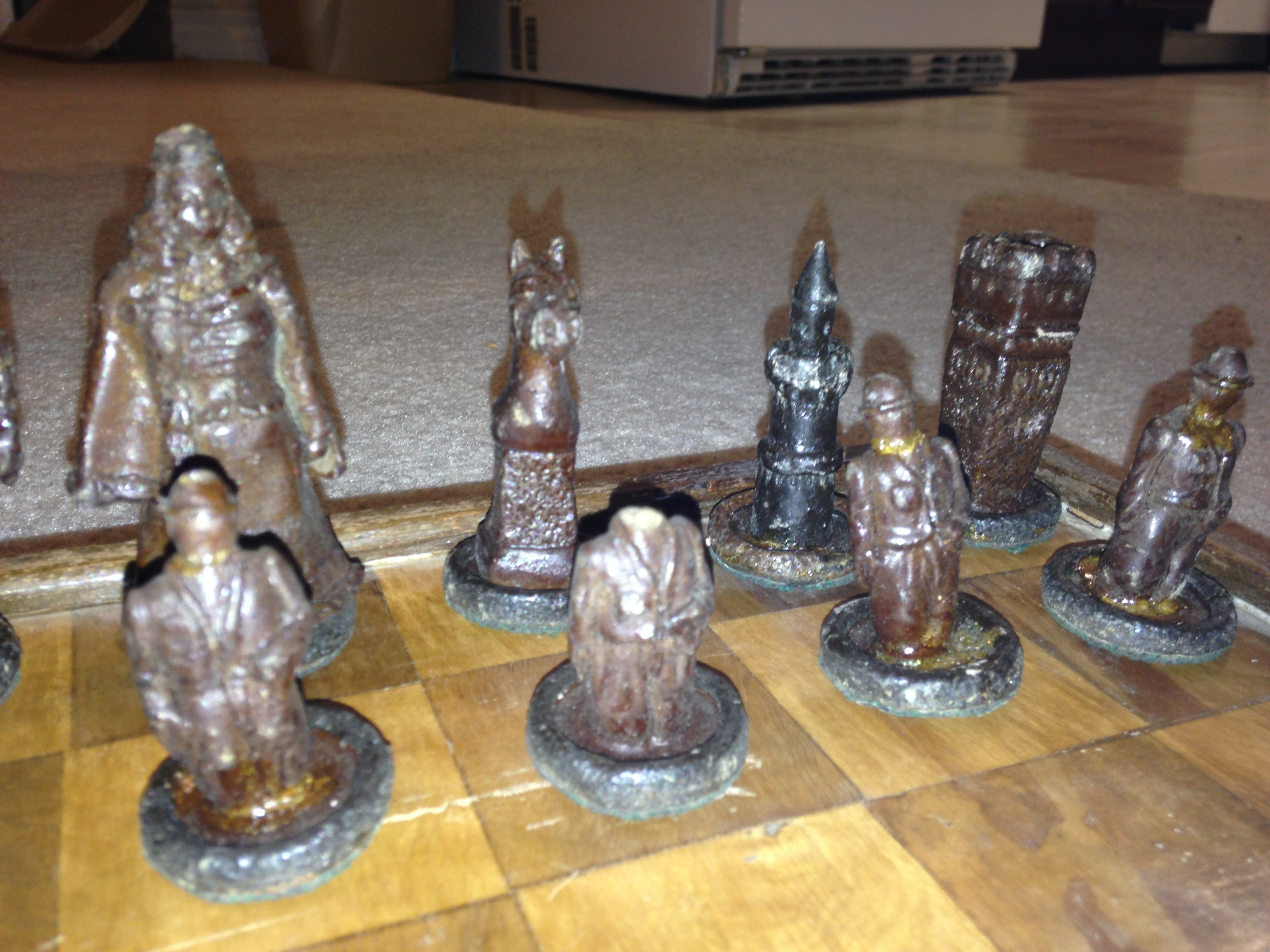 Unique chess set - Coolest chess sets ...