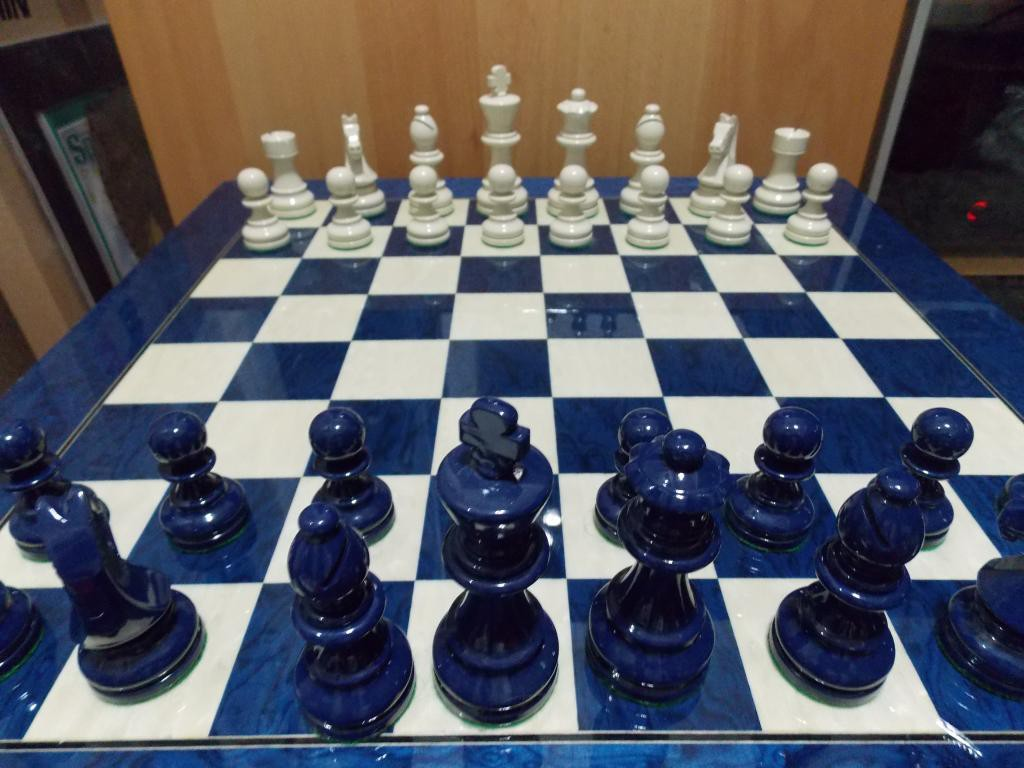 Post Your Chess Sets
