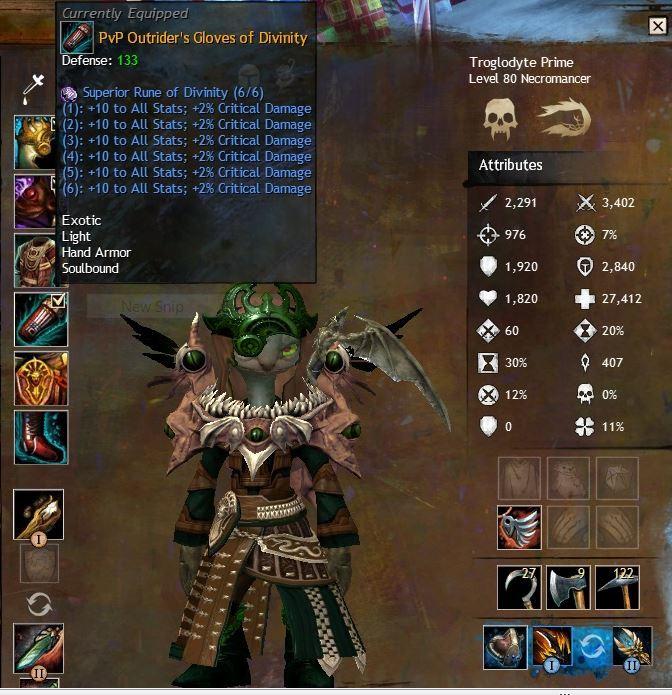Best Tank Build Guild Wars
