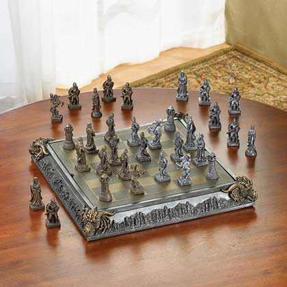 Fantasy Themed Chess Sets For sale Chess Forums Chesscom