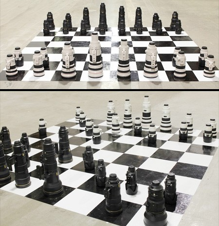 Cool And Unusual Chess Sets