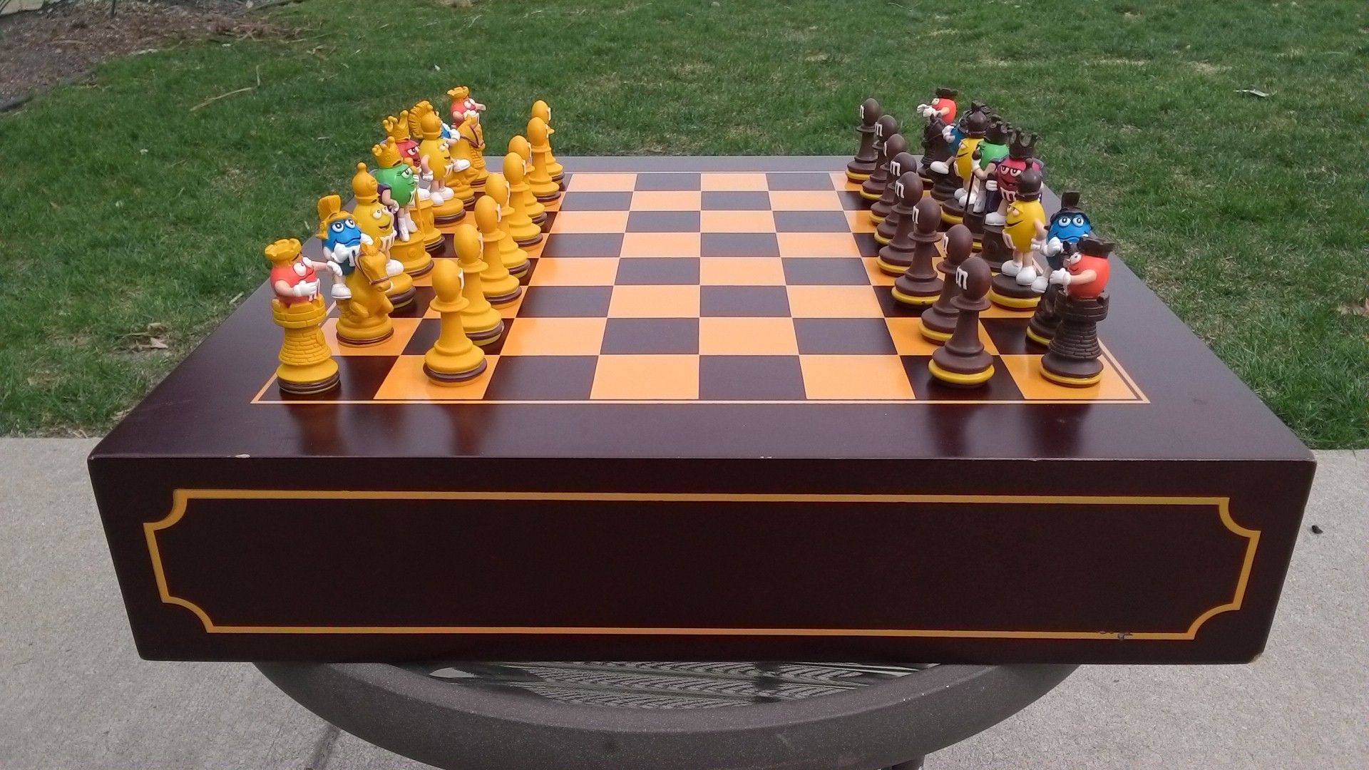 Mms Chess Set For Sale Chess Forums Chesscom
