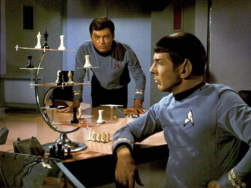Looking to buy a raumschach board and pieces - Star trek tridimensional chess ...