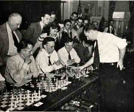 Basic chess endings reuben fine