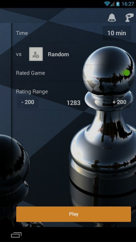 960 live in android app - Chess Forums - Chess com