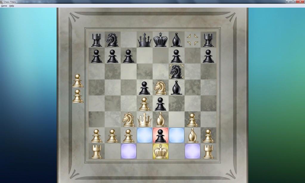 microsoft games chess titans windows 10