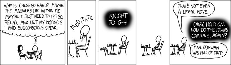 Chess Enlightenment