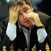 International chess player, Vasili Ivanchuk.
