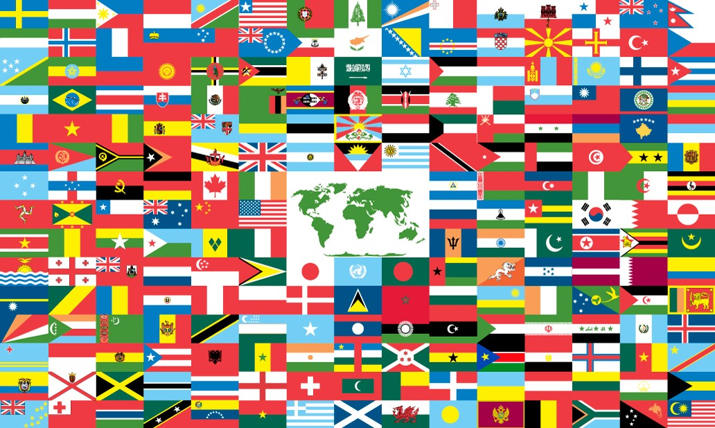 Image result for Pics of world flags