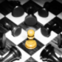 CHESS PAWN PROMOTIONS.  RUN -UPS TO GLORY