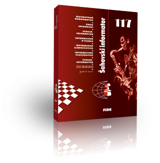 NEW: Chess Informant 117 Jazz Edition