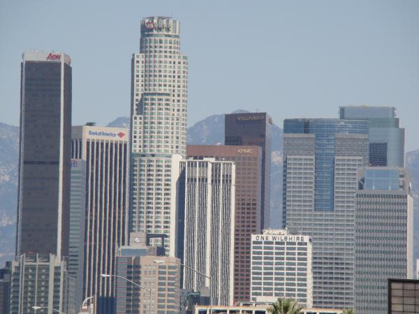 Сопровождение русскоязычных туристов в Лос Анджелесе.