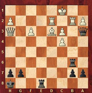 CHECKMATES OF THE DAY - 03.06.2015 - day 86