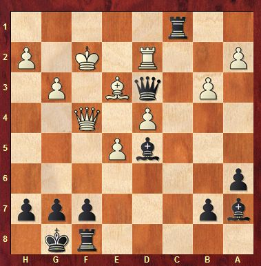 CHECKMATES OF THE DAY - 05.02.2015 - day 143