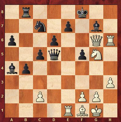 CHECKMATES OF THE DAY - 05.19.2015 - day 160