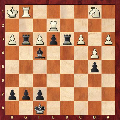 CHECKMATES OF THE DAY - 06.12.2015 - day 184