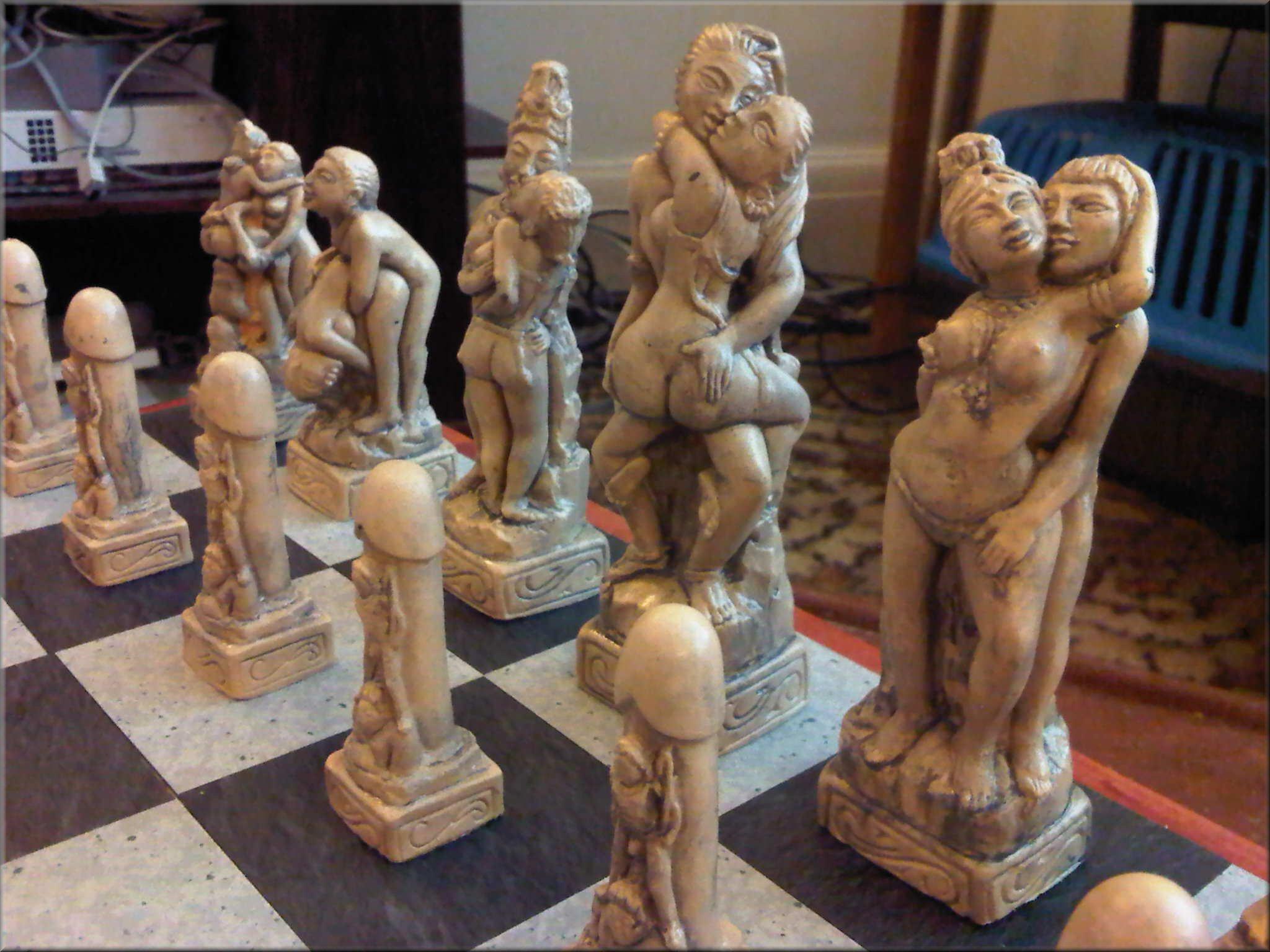 ноги эро фото шахматы - 7