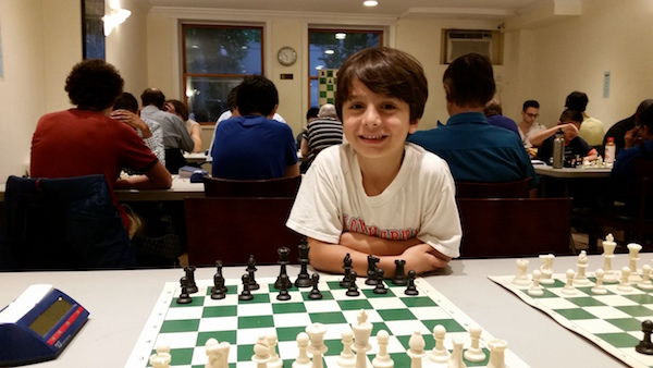 5 National Champions Crowned In ChessKid National