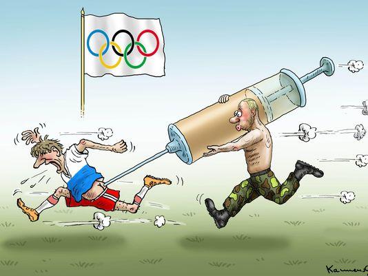 В России ввели уголовную ответственность за допинг в спорте - Цензор.НЕТ 5851