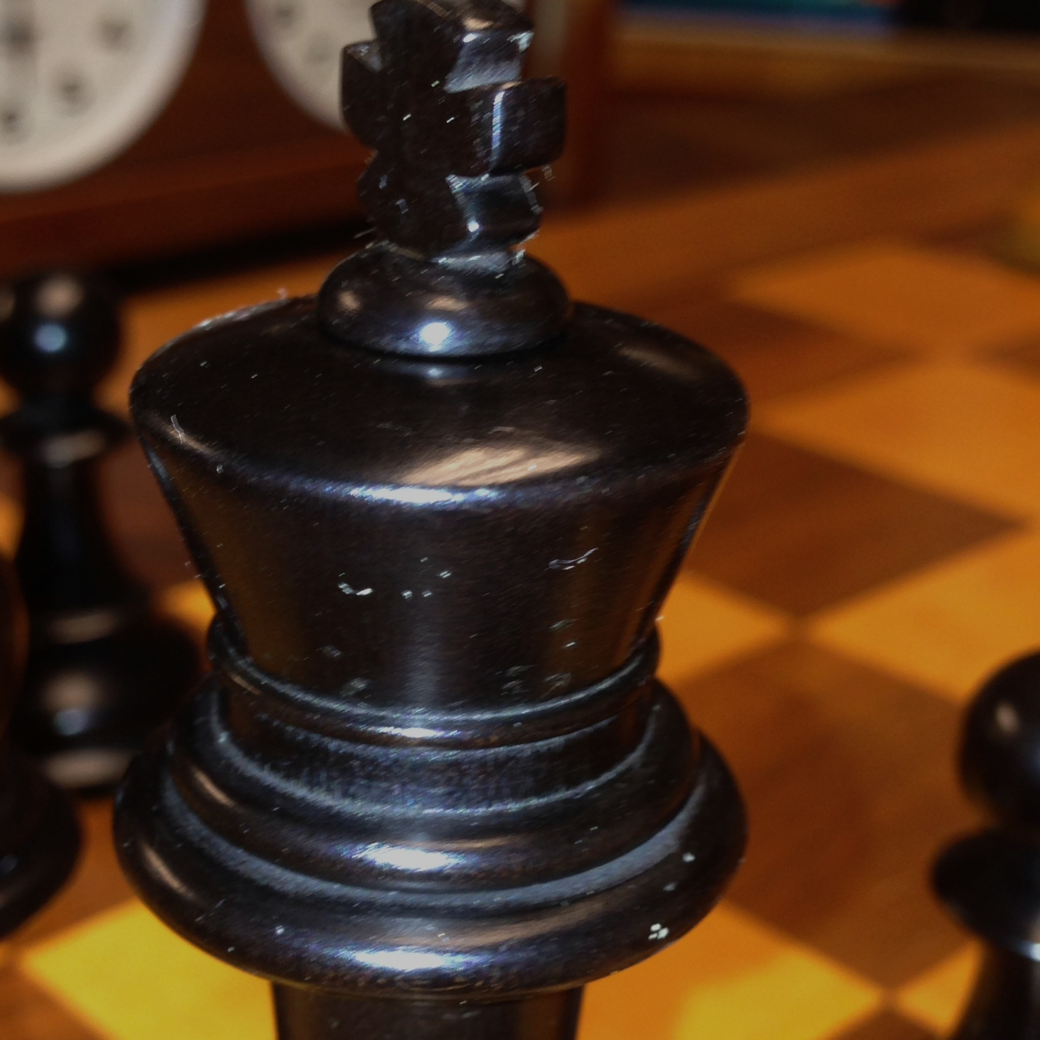 House of Staunton British Chess Company Reproduction: A Photo Review ...