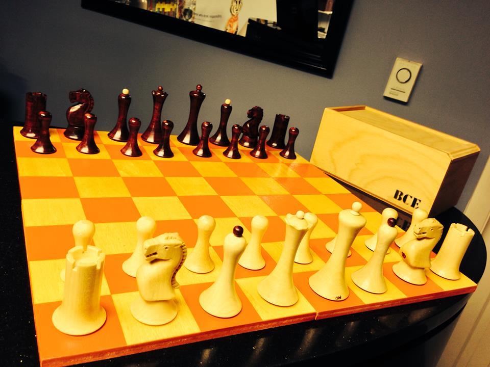 Best Chessmen Ever On Ingrid The Board