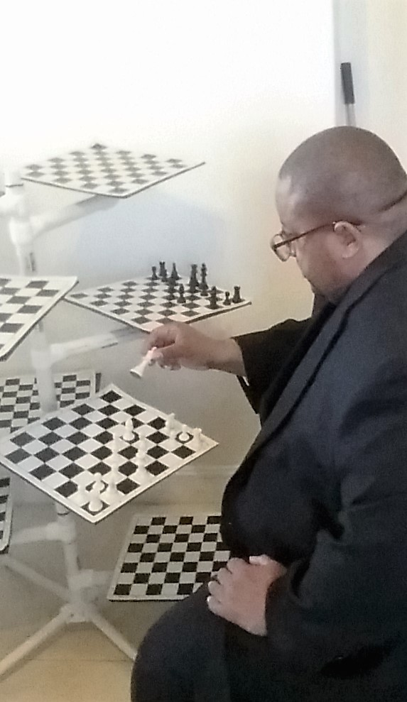 3d chess raumschach what 39 s next - Multilevel chess ...