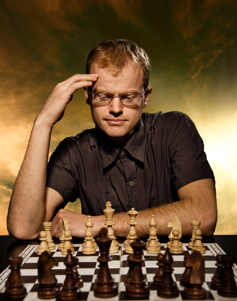 how to become a master chess player