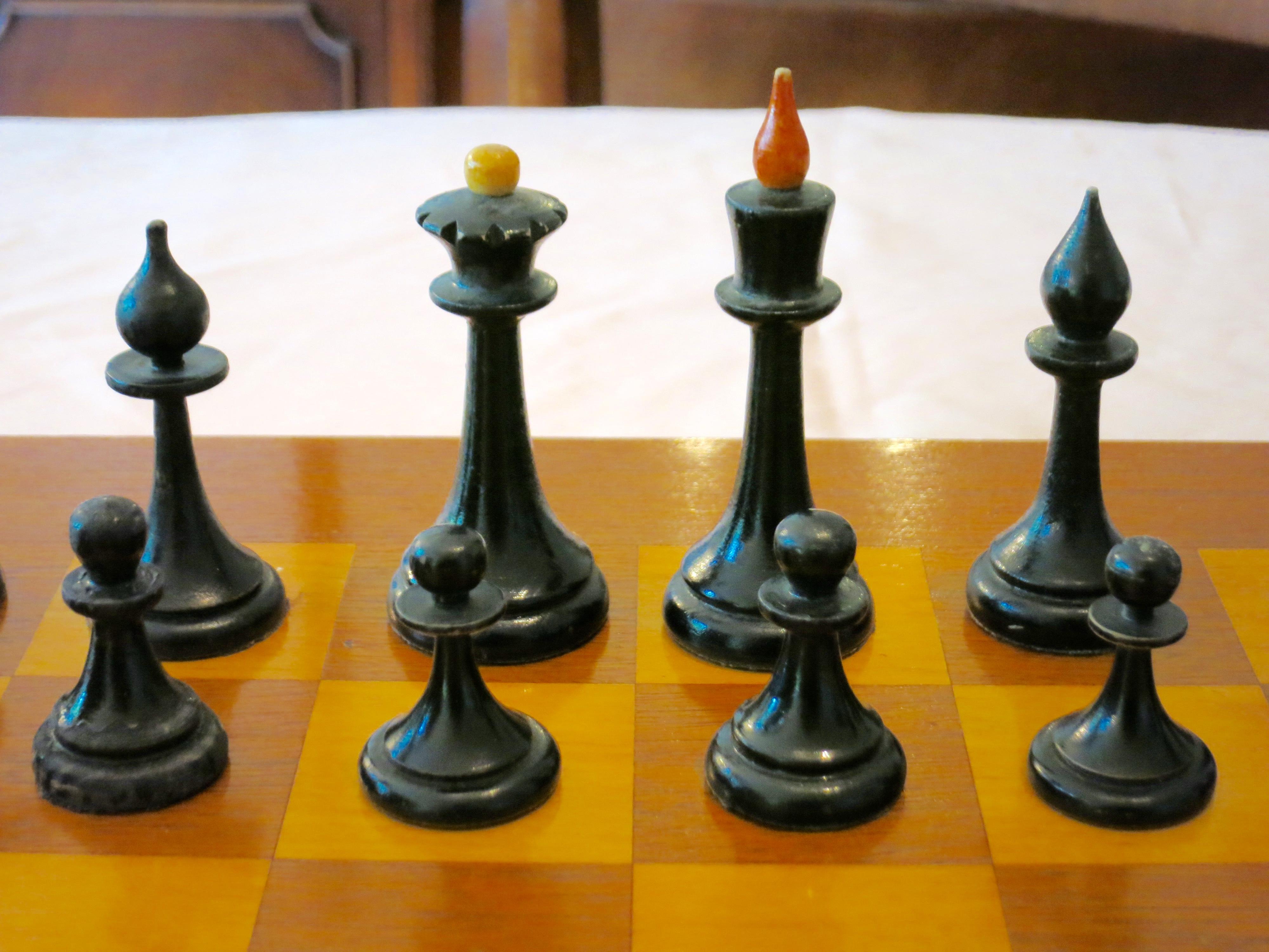 Unique Russian Chess Set By 28 Images Unique Soviet