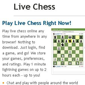 online chess multiplayer