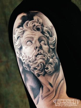 ZEVS TATTOO - Портфолио татуировок, большой