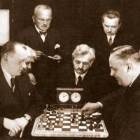 Alexander Alekhine and his Two Greatest Games