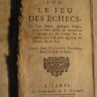 The Creator of Algebraic Chess Notation