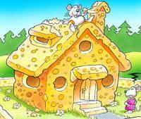 The Swiss Cheese House