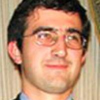 Kramnik-Anand: English at Las Palmas