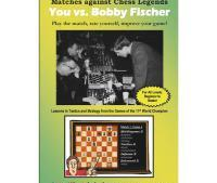 Book Review - Chess Exam: Matches against Chess Legends, You vs. Bobby Fischer's Thumbnail