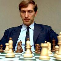 Fischer - Mecking at the Interzonal