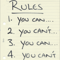 Rules of Chess Conduct