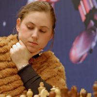 Peter Svidler - Judit Polgar in the Najdorf Opocensky